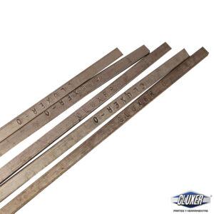 Soldadura 0% Plata Cluxer Welding 1 pieza Modelo: CXSOL-0-1