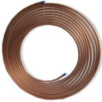 Tubo Cobre Flexible 1/2Pulg 15.24Mts Modelo: CXTCF15-1/2