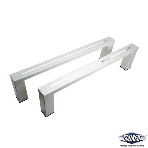 Base Piso Universal Convencional 1 a 3 Ton, Juego 2 piezas, Modelo: CXBPU-13 Marca CLUXER