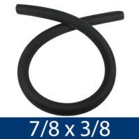 Aislante Termico 7/8 Pulgada, Espesor 3/8 Pulgada, Largo 1.8 Metros Modelo: CXAR7/8-3/8 Marca CLUXER
