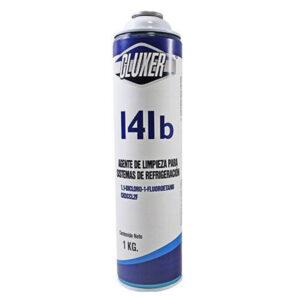 Agente Limpiador R-141B Modelo: CXR141B-1