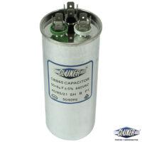 Capacitor de Trabajo, 50/6Mf, Dual-440vac-370vac +-5%, 50/60Hz, Cluxer Modelo: CXC440506