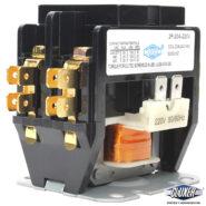 Contactor-2-Polos-20-Amps-Bobina-208-240VAC-50-60Hz-Modelo-CXC2P20A220-Marca-CLUXER