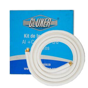 Kit de Tuberia Aluminio 1/4 y 3/8