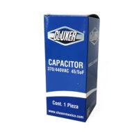 capacitor de trabajo 45/05 mf