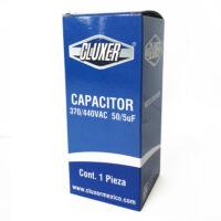 capacitor de trabajo 50/05 mf