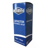 capacitor de trabajo 60/05mf