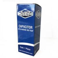 capacitor de trabajo 60/10 mf