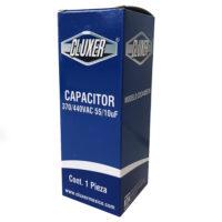 capacitor de trabajo55/10 mf